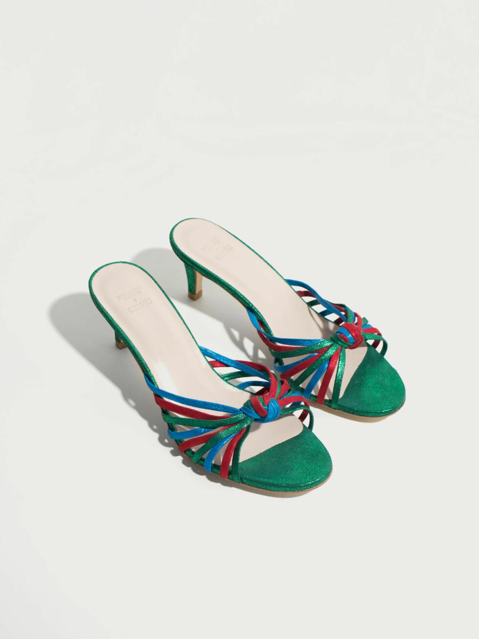 Kitten heels fra Edited |1128,-| https://www.edited.de/product/Kitten-Heels-Pernille-3920185