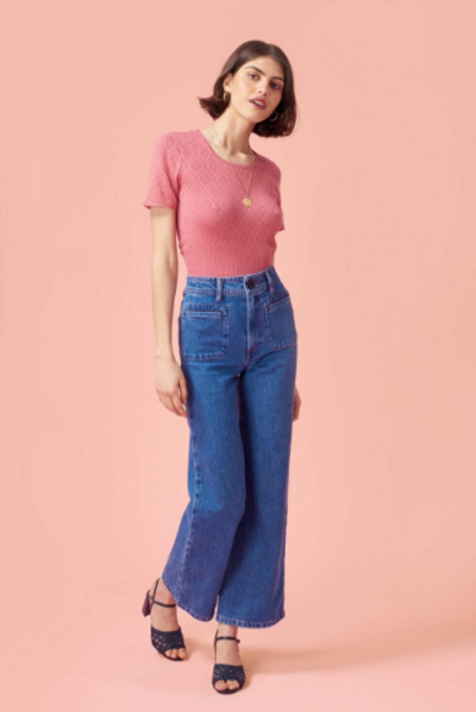 Jeans fra Rouje |1330,-| https://www.rouje.com/e-shop/swan-denim-lave.html