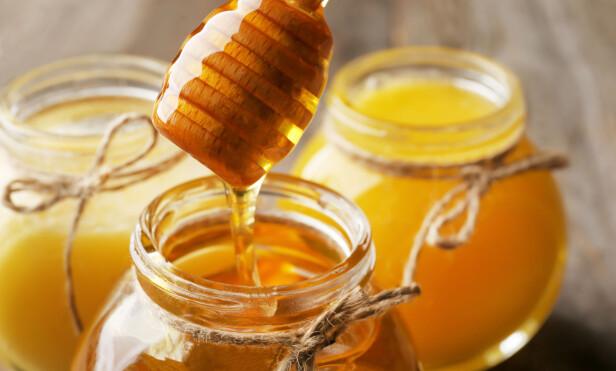 HONNING: Honning virker antibakterielt og kan ha en effekt mot kvisene, ifølge Lønning. FOTO: NTB Scanpix