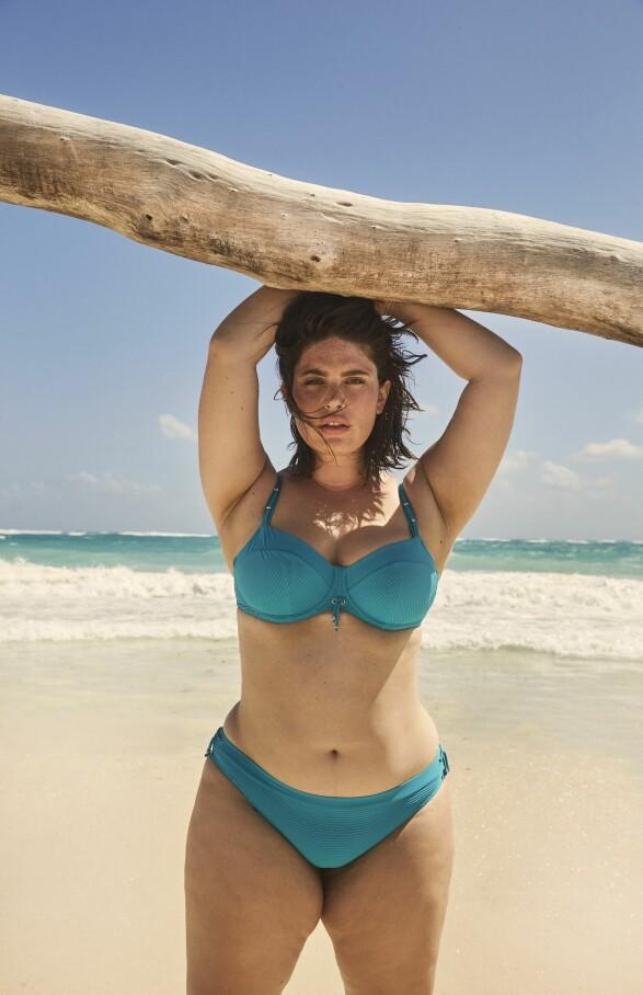 Sommerens bikini.