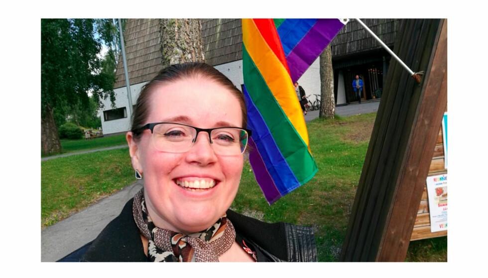 Mari (36) stod ikke fram som lesbisk før hun flyttet til Oslo: - Jeg følte på redselen for å skuffe familien