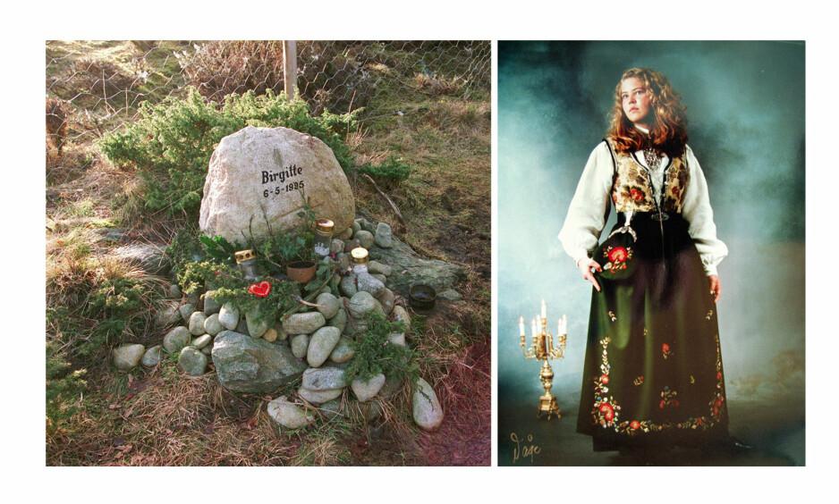 BIRGITTE TENGS: Like over midnatt lørdag 6. mai 1995 ble Birgitte Tengs funnet voldtatt og drept på Gamle Sundsveg utenfor Kopervik på Karmøy. Hun ble bare 17 år gammel. Til høsten kommer en ny dokumentarserie om drapet på TV 2. FOTO: NTB Scanpix