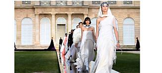 Meghans brudekjoledesigner med ny kolleksjon