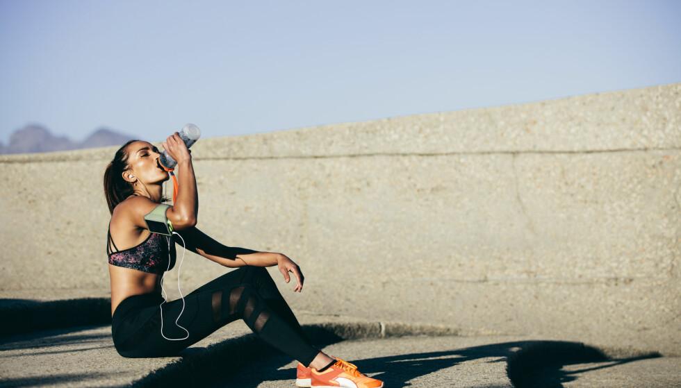 TRENING: Hvilken aktivitet som brenner mest kalorier styres i stor grad av hvor lenge man kan opprettholde høy intensitet i den gitte aktiviteten, sier eksperten. FOTO: NTB Scanpix