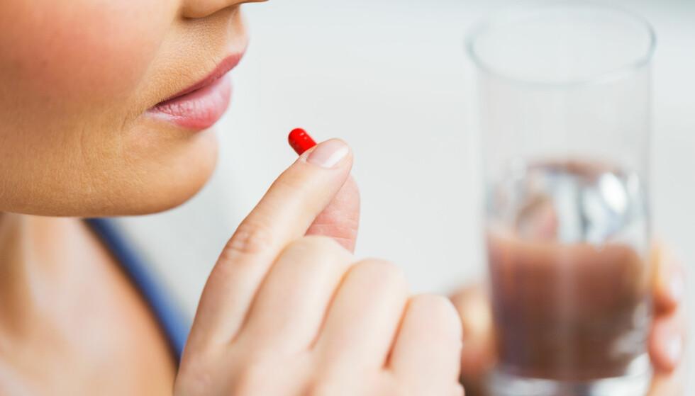 P-PILLER: Medisiner mot blant annet tuberkulose, epilepsi og depresjon kan ødelegge helt eller delvis effekten av de fleste hormonelle prevensjonsmidler. FOTO: NTB Scanpix