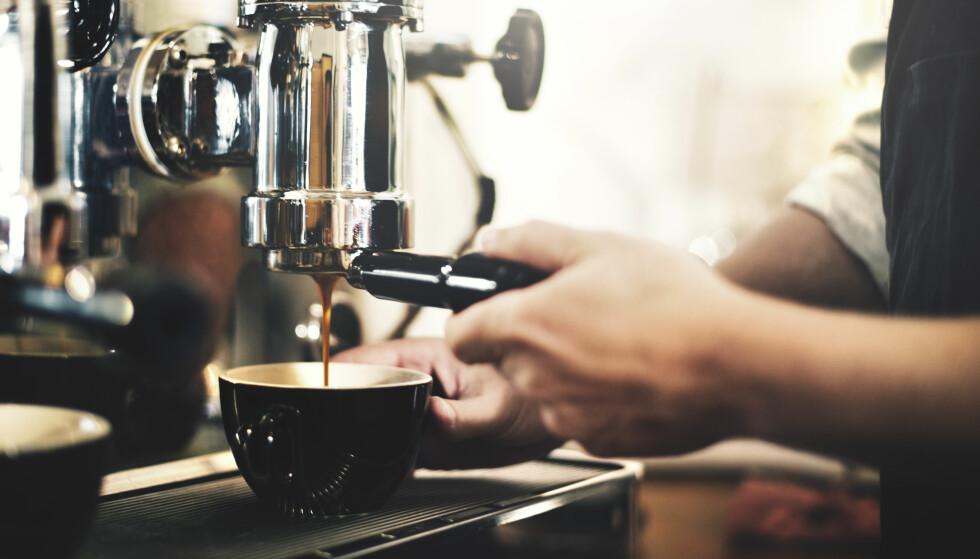 FORSKJELL PÅ KAFFEN: Det er forskjell på kaffen vi drikker og ikke alle typer kaffe er gunstige. FOTO: NTB Scanpix