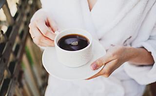 Koffein kan styrke hjertet