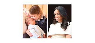Prins Louis av Cambridge ble døpt samme sted som tante Meghan!