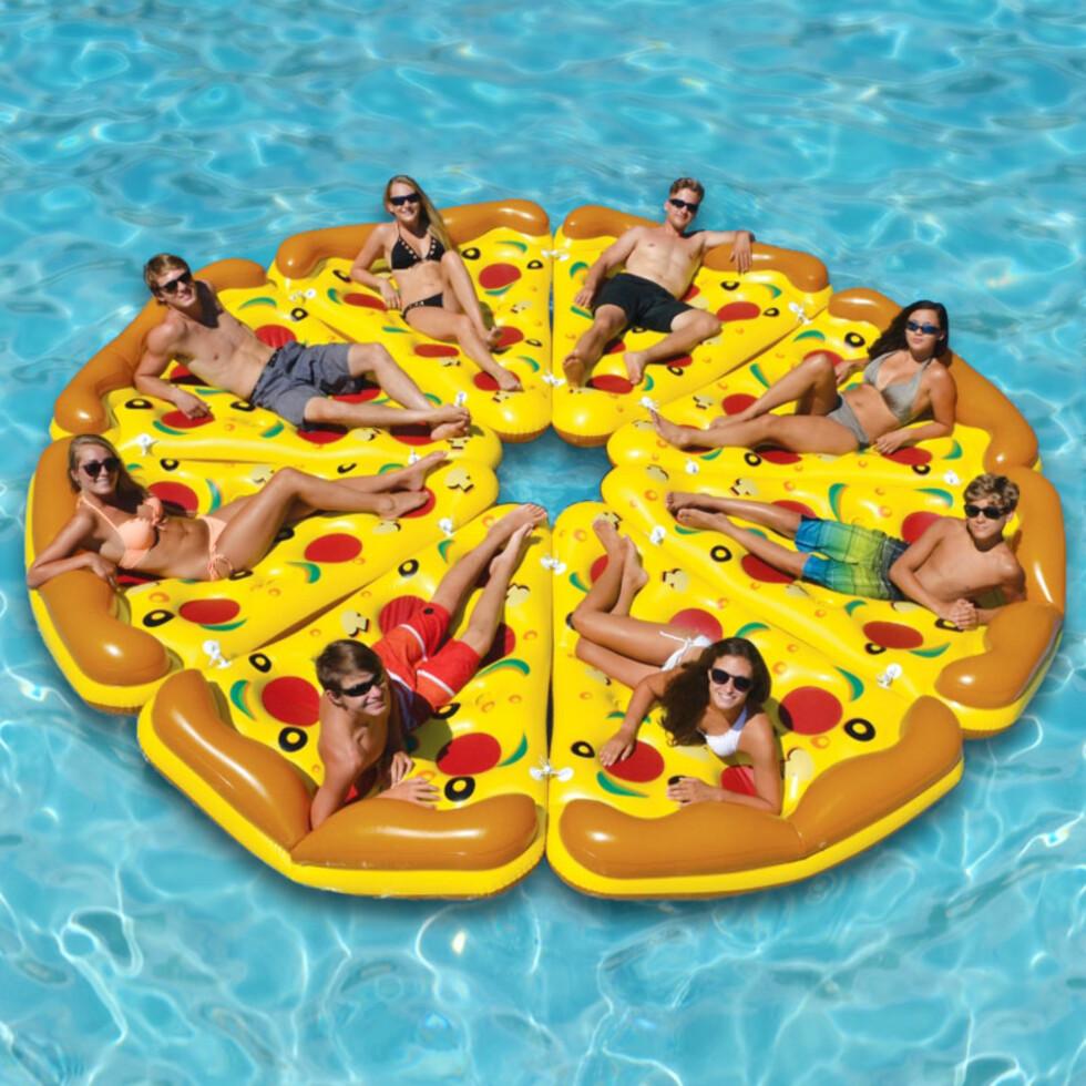 Pizzamadrass via Bluebox.se |350,-| https://www.bluebox.se/Badmadrass-Pizza
