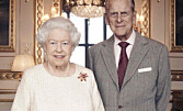 Prins Louis' dåp: Derfor deltok ikke dronningen og prins Philip