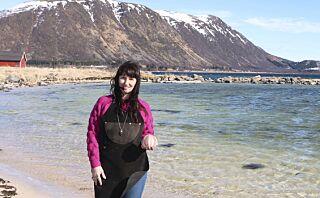 Silvia smir smykker av havets skatter