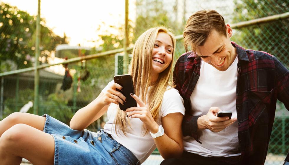 BEKREFTELSE: Det å kapre en opptatt mann er ikke bare spennende, det er også en ren konkurranse mellom deg og hans kjæreste. FOTO: NTB scanpix