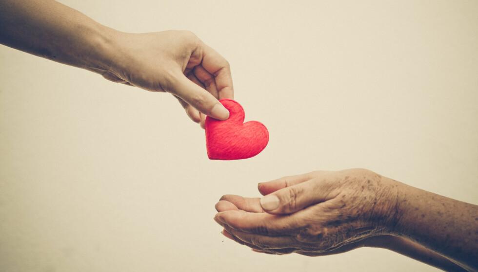 REDDER LIV: Gir du blod én gang, kan du redde tre menneskeliv. FOTO: Shutterstock