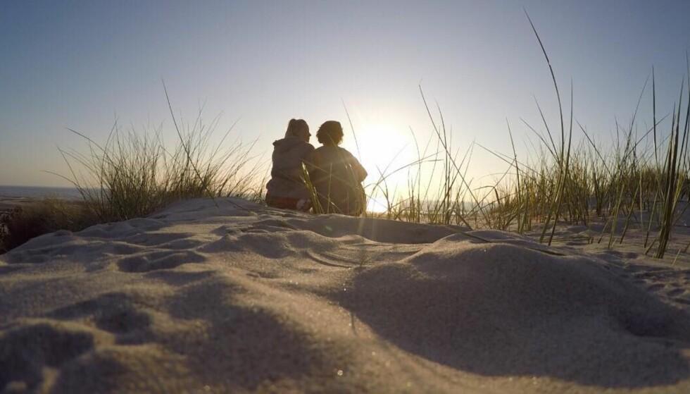 VERDEN RUNDT: De ønsket seg mer tid til hverandre og til å oppleve verden. FOTO: PRIVAT