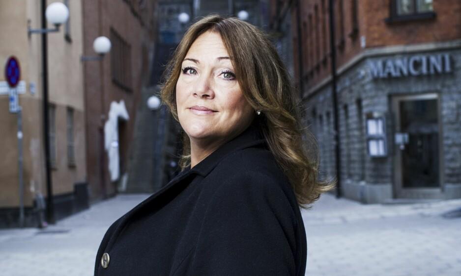 PALMEMORDET: – Først nå forstår jeg hvilken effekt mordet har hatt – og har – på meg, sier Anna Hage, som forsøkte å hjelpe da Sveriges statsminister ble skutt. FOTO: Caroline Andersson