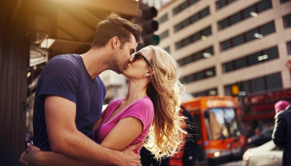 INNADVENT ELLER UTADVENT: Personlighetstypen vår kan påvirke om vi liker å vise følelser offentlig. FOTO: Shutterstock