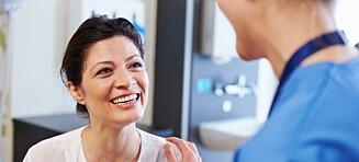 Snart trenger du ikke lenger ta livmorhalsprøve hvert tredje år