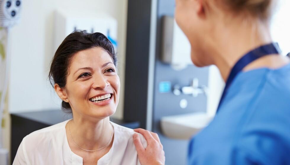 HPV-TEST: Snart trenger du ikke livmorhalsprøve før hvert femte år, og likevel være trygg. FOTO: NTB Scanpix