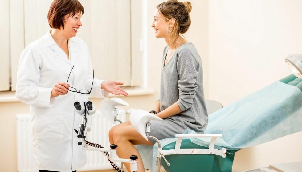 HPV-TEST: Selve prøven utføres ganske likt, men analysen er noe annerledes. Foto: Scanpix.