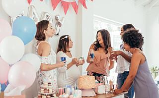 Her er noen nyttige tips til deg som skal arrangere babyshower