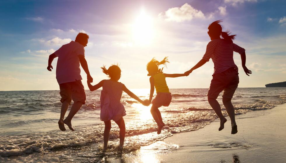 HELT NORMALT Å GRUE SEG: Å grue seg litt til ferien er over er helt vanlig. - Det betyr bare at du har hatt ferie. Du har kost deg i fire uker og det er vanskeilig å slutte å kose seg, sier arbeidspsykolog Stian Midtgård. FOTO: NTB Scanpix