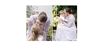 9 ganger kronprinsesse Victoria viste verden at hun har et mammahjerte av gull