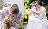 9 ganger kronprinsesse Victoria viste verden at hun har et mammahjerte av gull!