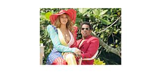 Beyoncé delte sjeldent bilde av sine supersøte tvillingbarn!