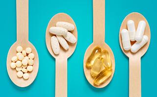 - Når og hvordan du tar tilskuddene, spiller en rolle for hvor bra kroppen tar opp næringen