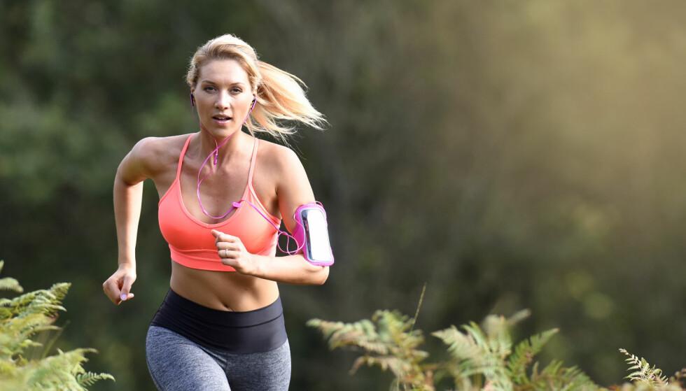 Slik bør du trene i 30-, 40-, 50,- og 60-årene