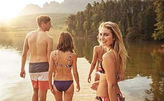 Varmt badevann: Dette bør du sjekke før du hopper uti!