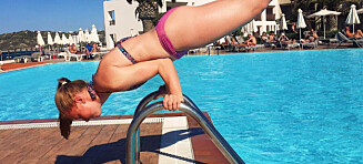 Bak denne hashtaggen finner du sommertreningen som gir deg vakre muskler