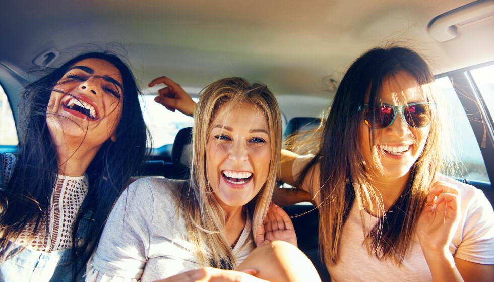 VENNSKAP: Et godt og sunt vennskap er nemlig kjennetegnet av gjensidighet, sier psykolog Tove H. Edvardsen Stemsrud til KK. FOTO: NTB scanpix