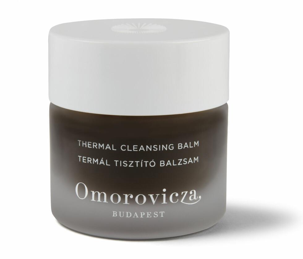 Rensebalm (kr 780, Omorovicza, Thermal Cleansing Balm).