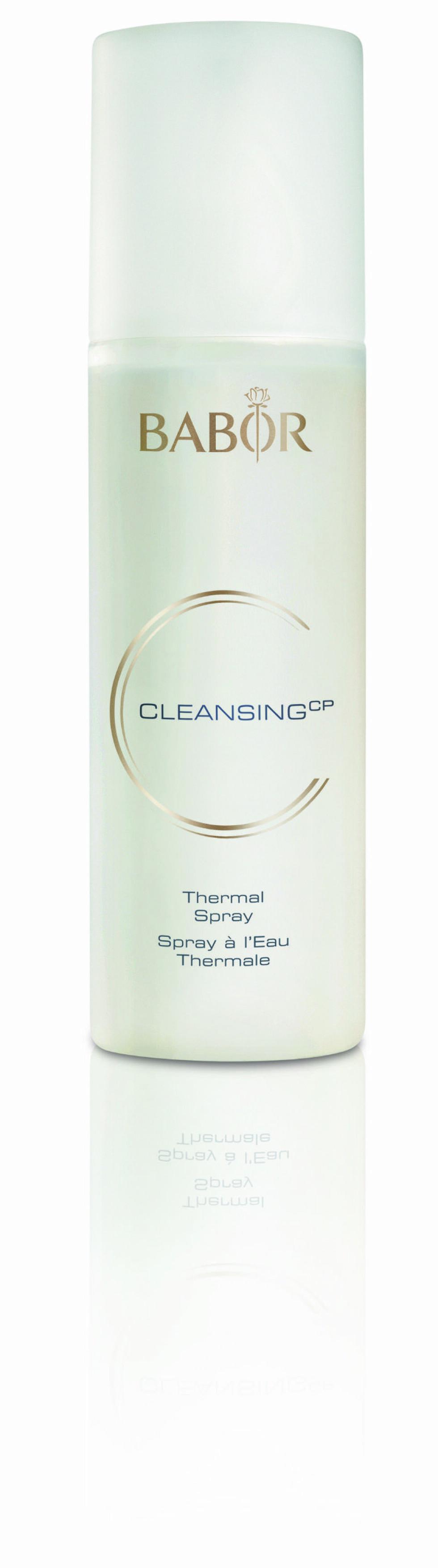 Spray med termalt vann (kr 420, Babor, Thermal Spray).