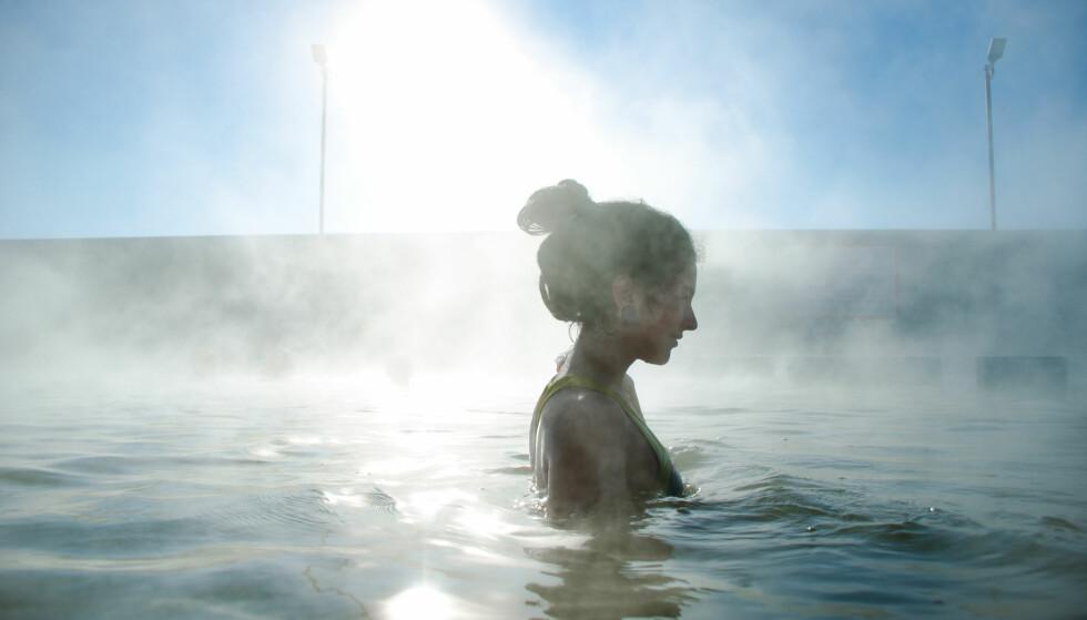 TERMISK KILDEVANN: Flere Spa bruker termisk kildevann i sine behandlinger og basseng. Men du trenger ikke å dra på spa for å få den deilige behandlingen. FOTO: NTB scanpix