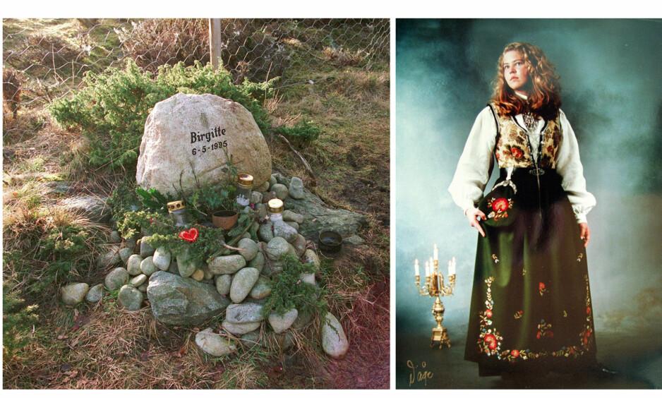 BIRGITTE-SAKEN: Birgitte Tengs ble bare 17 år. Natt til lørdag 6. mai 1995 ble hun funnet drept i nærheten av hjemmet sitt på Karmøy. Per i dag er det ingen som med sikkerhet vet hvem det var som drepte henne. Nå er det 25 år siden drapet fant sted. FOTO: NTB scanpix