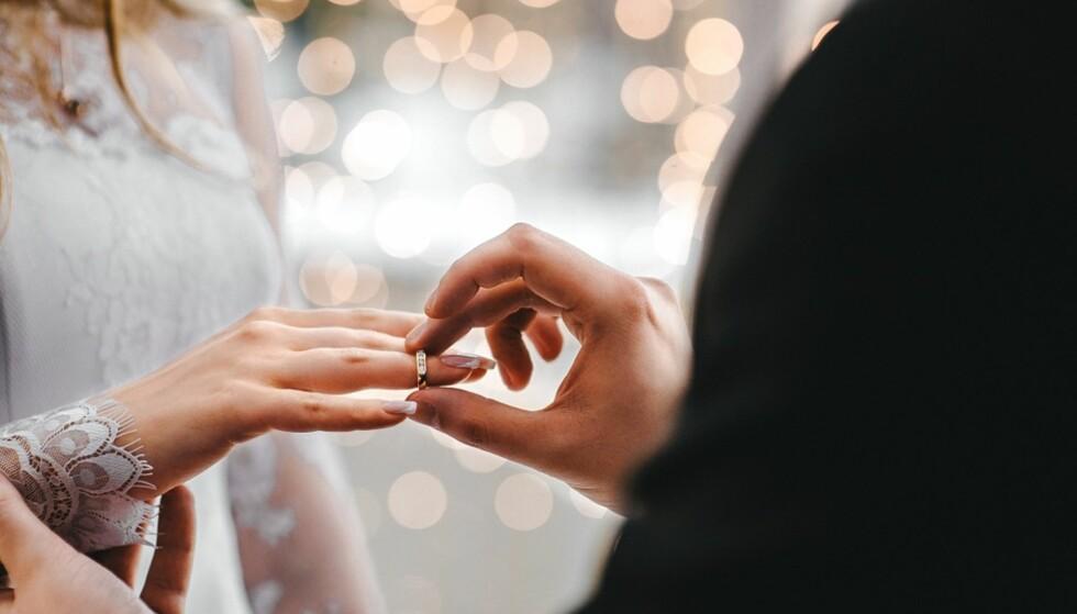FLOTT BRYLLUP: I dag tar brudeparene heller valg basert på hvordan man skal få et best mulig bryllup, sier ekspert. FOTO: Shutterstock
