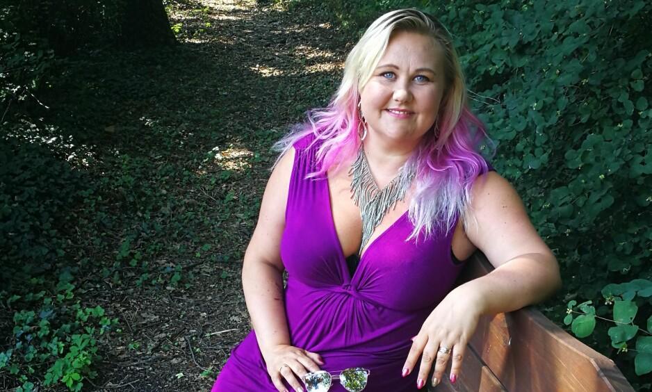 <strong>POLYAMORI:</strong> Lynn Myrdal har vært polyamorøs så lenge hun kan huske, og hun er styreleder i PolyNorge. FOTO: Privat
