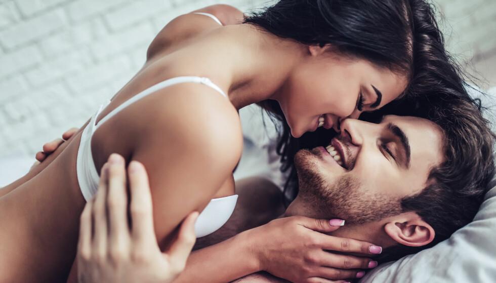 MYE FØLELSER: Sex utløser en masse følelser og det gjør at man kan føle seg litt overveldet etterpå. FOTO: NTB Scanpix