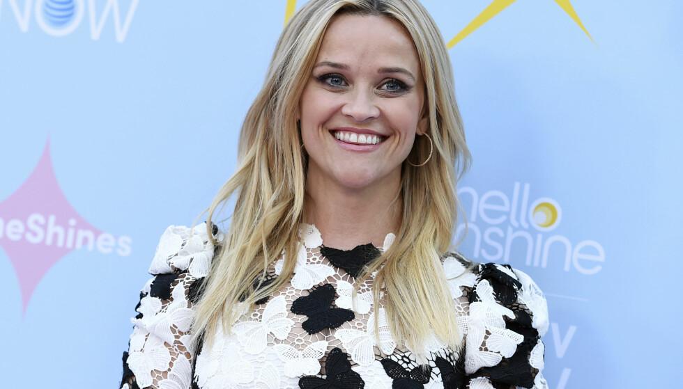 Reese Witherspoon (42) har ikke sakket ned farten siden hun spilte rollen som Elle Woods, snarere tvert imot! Nå er hun snart aktuell med sesong to av «Big Little Lies». Foto: NTB Scanpix
