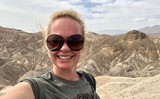 Jeg vandret i Dødens Dal (og det var inn i hælvete varmt)