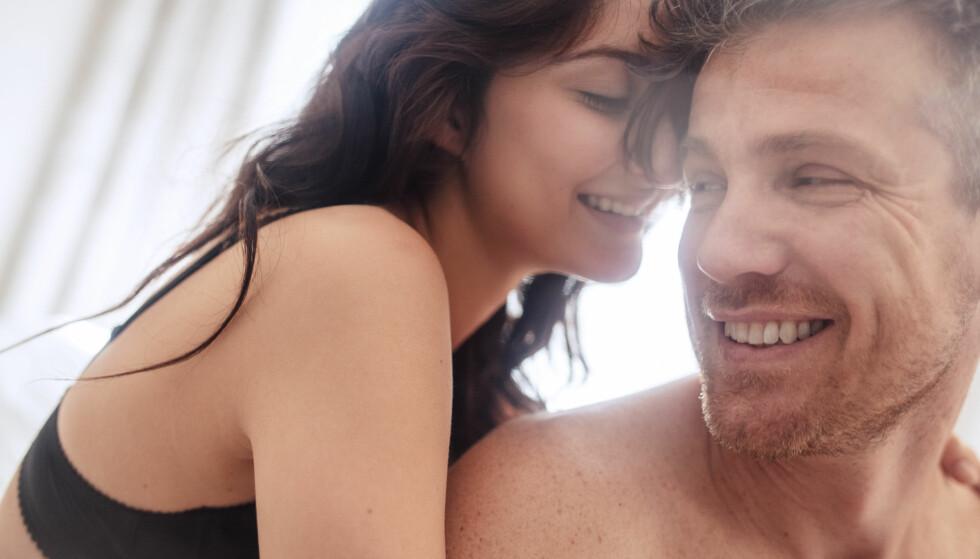 SEX: Sexologen oppfordrer til å være åpen med daten om hva du liker i senga, aller helst første gangen dere har sex.   FOTO: NTB Scanpix
