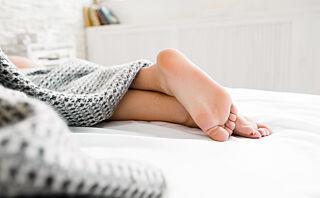 Syv helseproblemer føttene dine kan avsløre