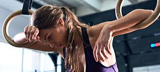 - Dersom svimmelhet under trening forekommer ved flere anledninger vil jeg anbefale å oppsøke fastlegen