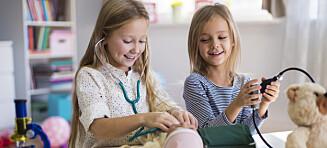 Barn trenger mer privatliv og rom for å utforske kroppen