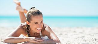 Får du lyse flekker i huden etter sommeren?