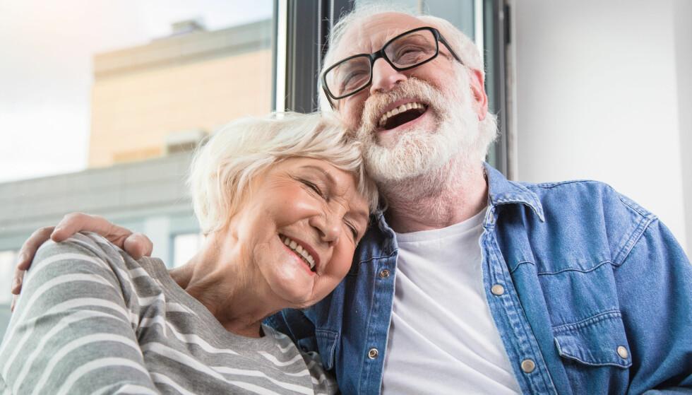 MOTVIRKER ALDRINGSTEGN I HJERNEN: Når vi blir eldre blir hjernen litt mindre, men med trening bygges nye celler i noen områder i hjernen. FOTO: NTB Scanpix