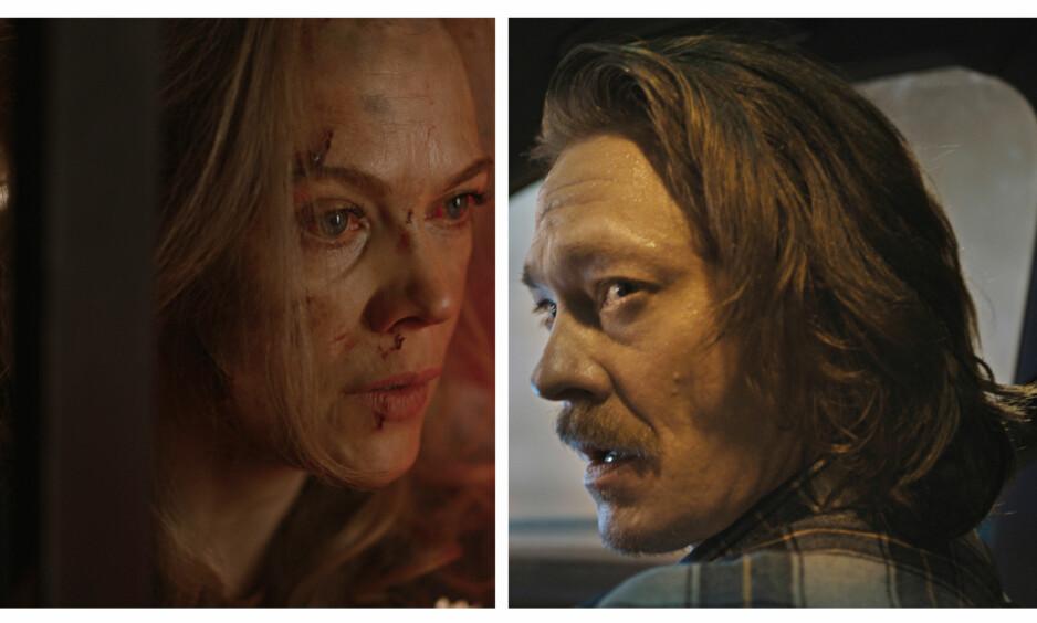 ANMELDELSE «SKJELVET»: Ane Dahl Torp og Kristoffer Joner spiller hovedrollene i den norske katastrofefilmen «Skjelvet». FOTO: Fantefilm / Nordisk Film Distribusjon