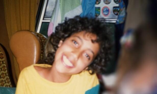 KLASSETUR: 12 år gamle Monia koste seg på bussturen, før det hele endte i et mareritt. FOTO: Privat
